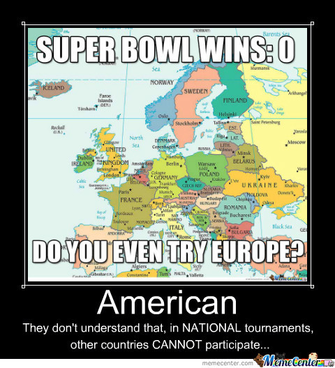 American And The Super Bowl