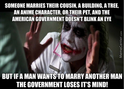 American Marriage Laws Are Pretty Stupid