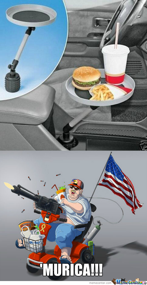 'murica You're Doing It Right