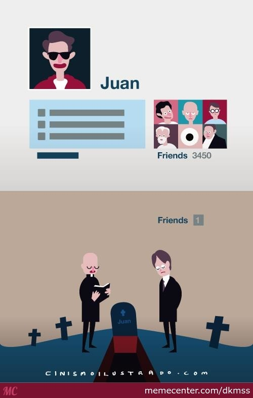 """friends"" Vs Friends"