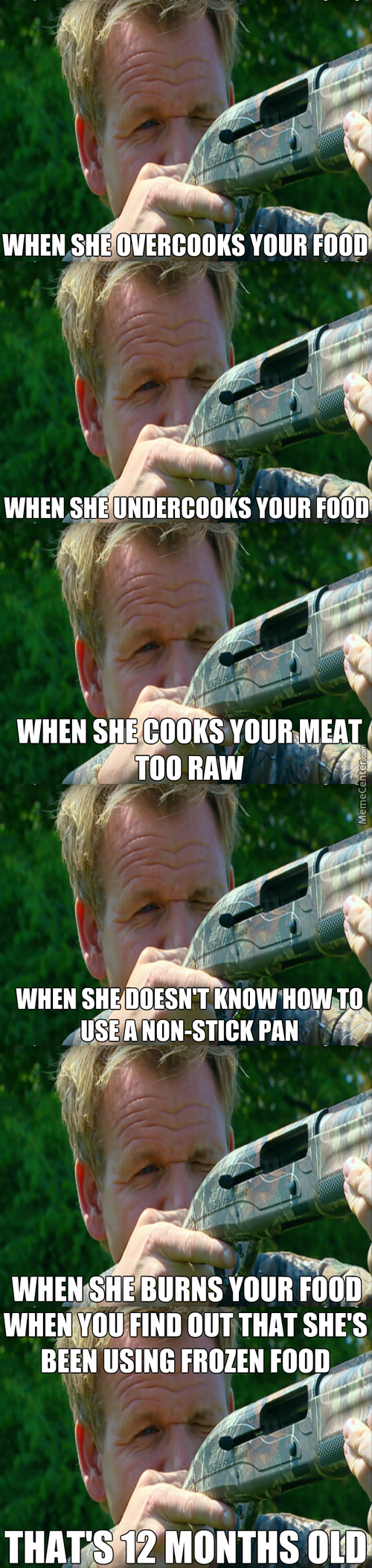 """this Meme Is So F**king Dank It Got Featured!"" -Gordon Ramsay, 2016"