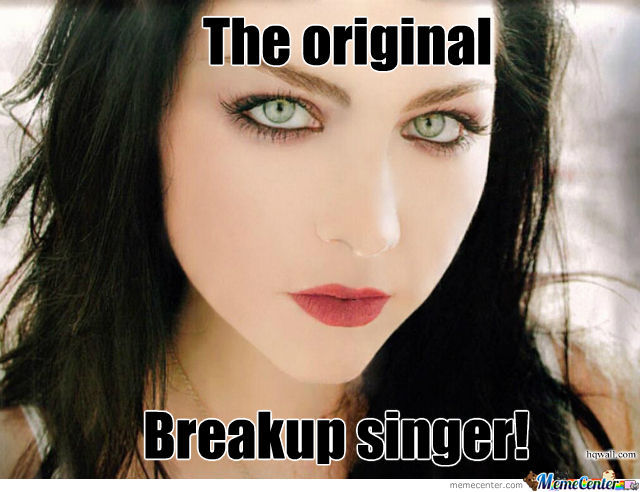 Amy Lee <3 Sexiest Woman Alive Xd