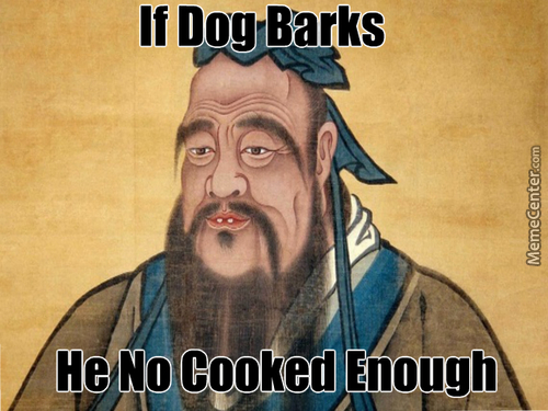 Ancient Chinese Saying