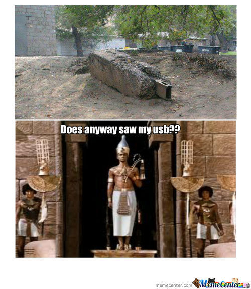 Ancient Usb