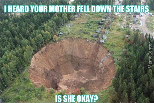 And By She, I Mean The Mother Earth