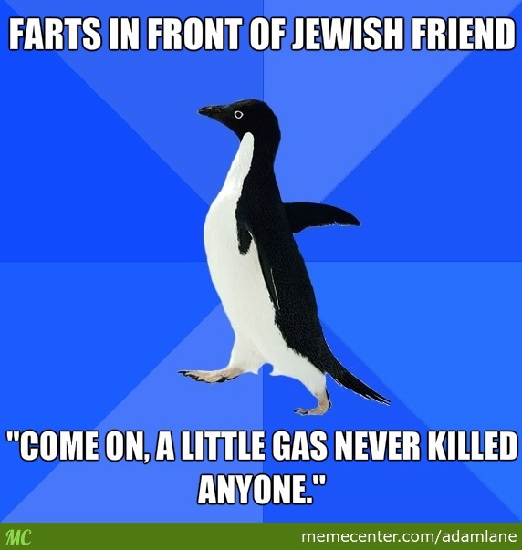 ...and I Also Apologize To Any Jewish Members In Memecenter Or Any Religious Person, I Only Did This To Get Like