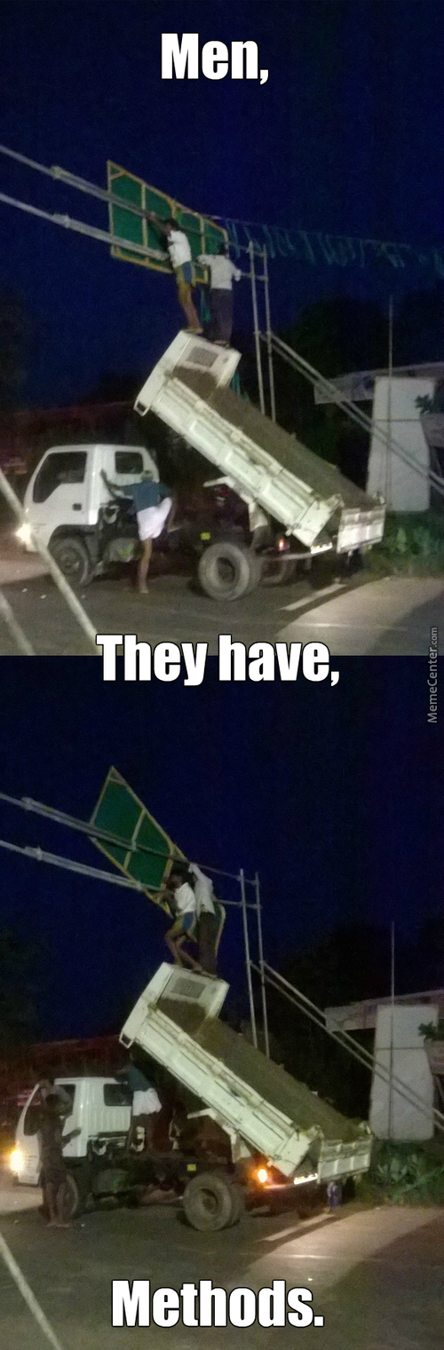 And People Ask Why Women Live Longer...