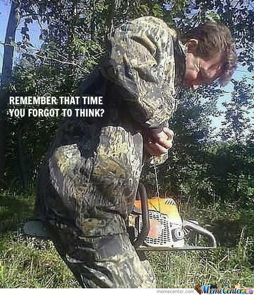 And The Darwin Award For 2012 Goes To
