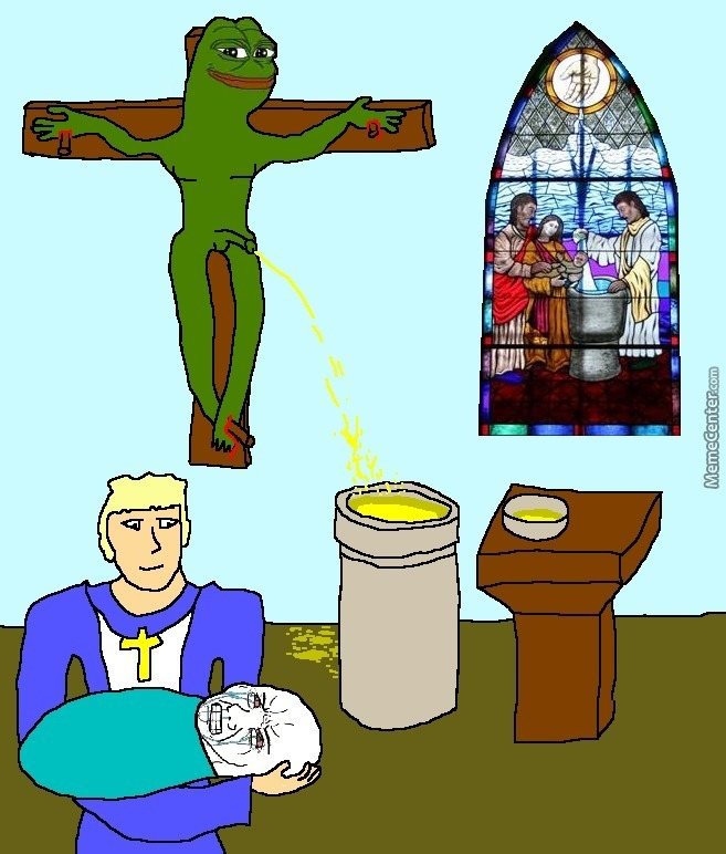 And Then Did Pepe Be Naileth To The Cross And Pour Forth ...