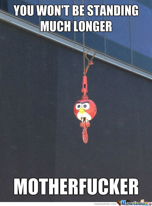 Angry Birds Wrecking Ball