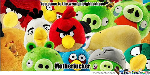 Angry Neighborhood, As You Spell It, Really Fuckin Angry