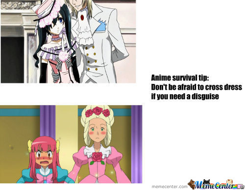 Anime Survival Tip