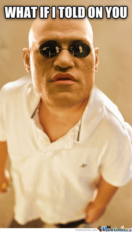 Annoying Childhood Morpheus