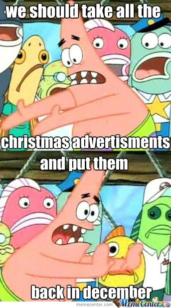 Annoying Christmas Commercials Are Annoying