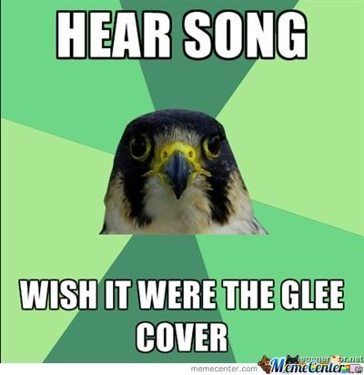 Annoying Glee Lovers
