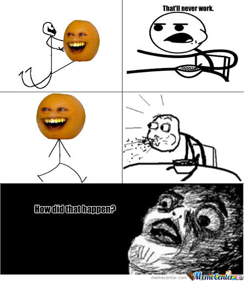 Annoying Orange Sex...