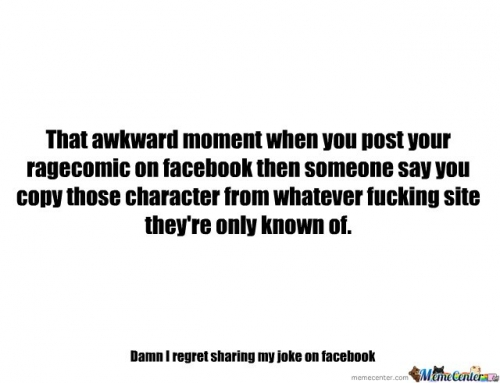 another awkward moment