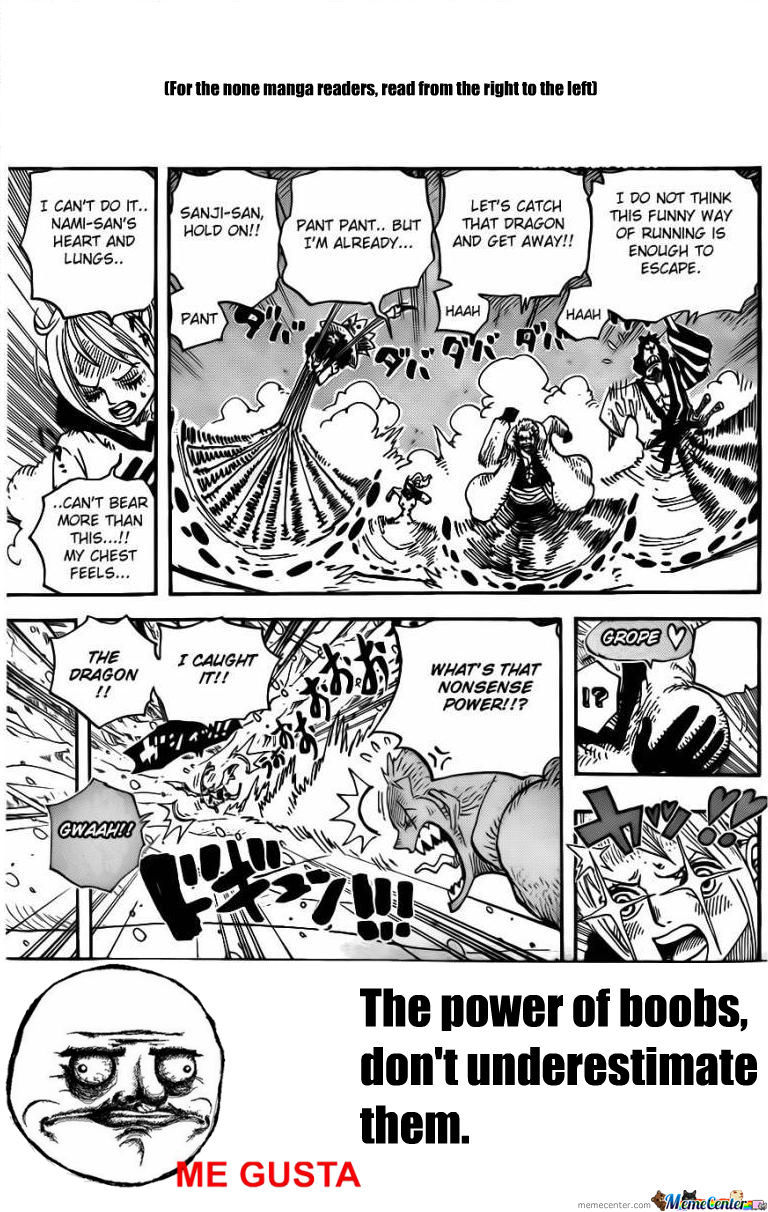 Another Great One Piece Chapter