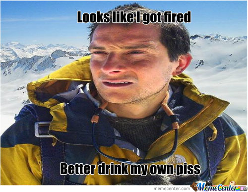 Another One Bear Grylls Meme
