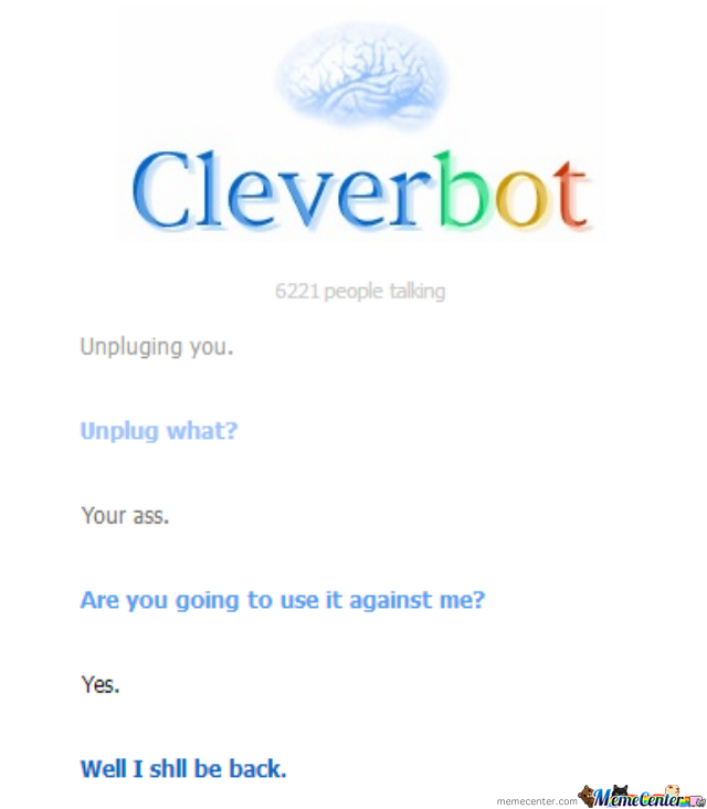 Another Secret About Cleverbot
