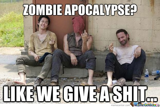 Another Walking Dead Meme?! Yes,yes It Is.