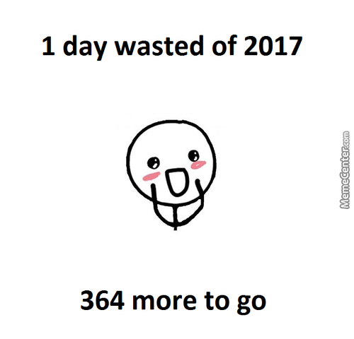 Another Year Has Gone By