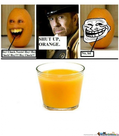 anoying orange