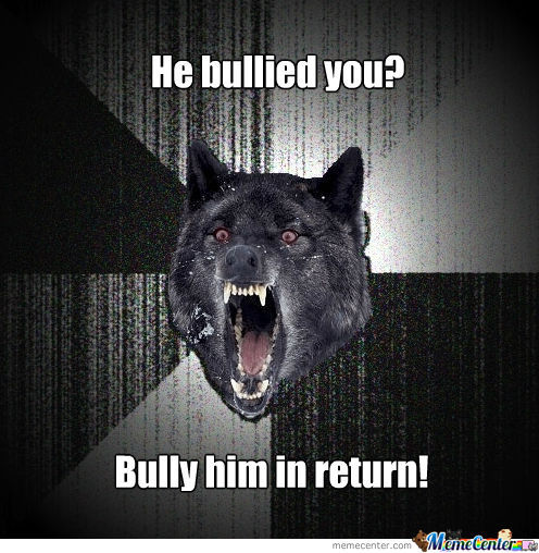 Answers To Bullies