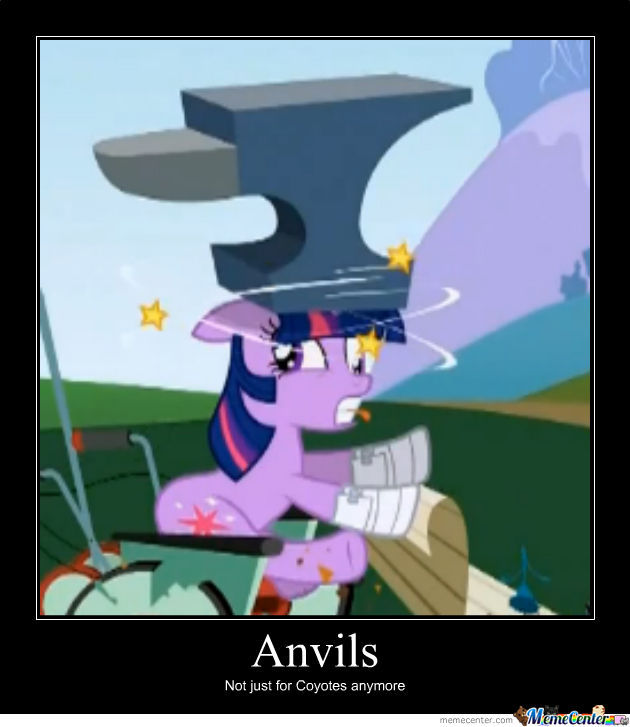 Anvils: Part 2