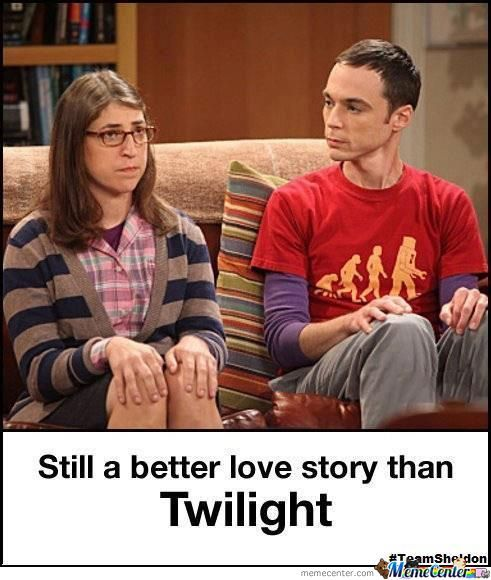 Any Love Story Is Better That Twilight