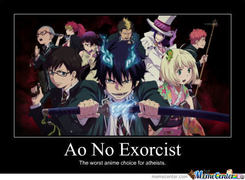 Ao No Exorcist <3