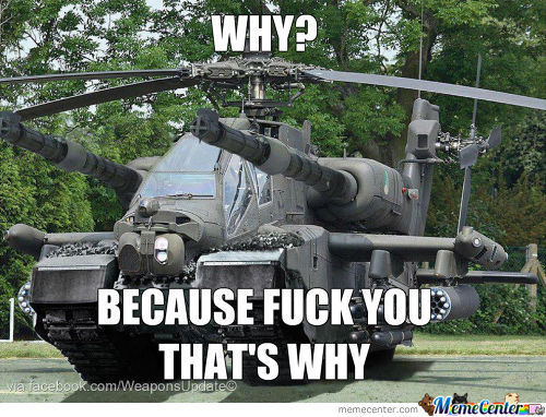 Apache Double Abrams: Deadliest Thing Ever