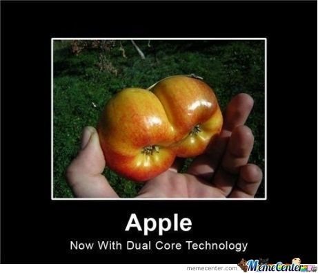Apple - Dual Core Technology