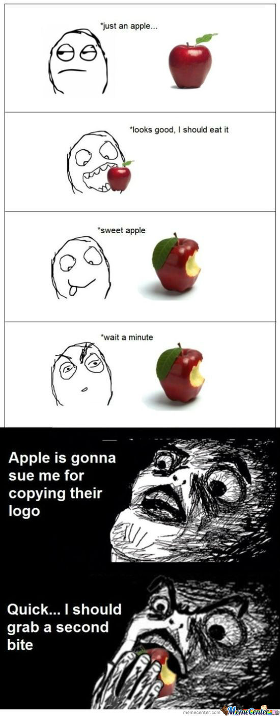 Apple Sues