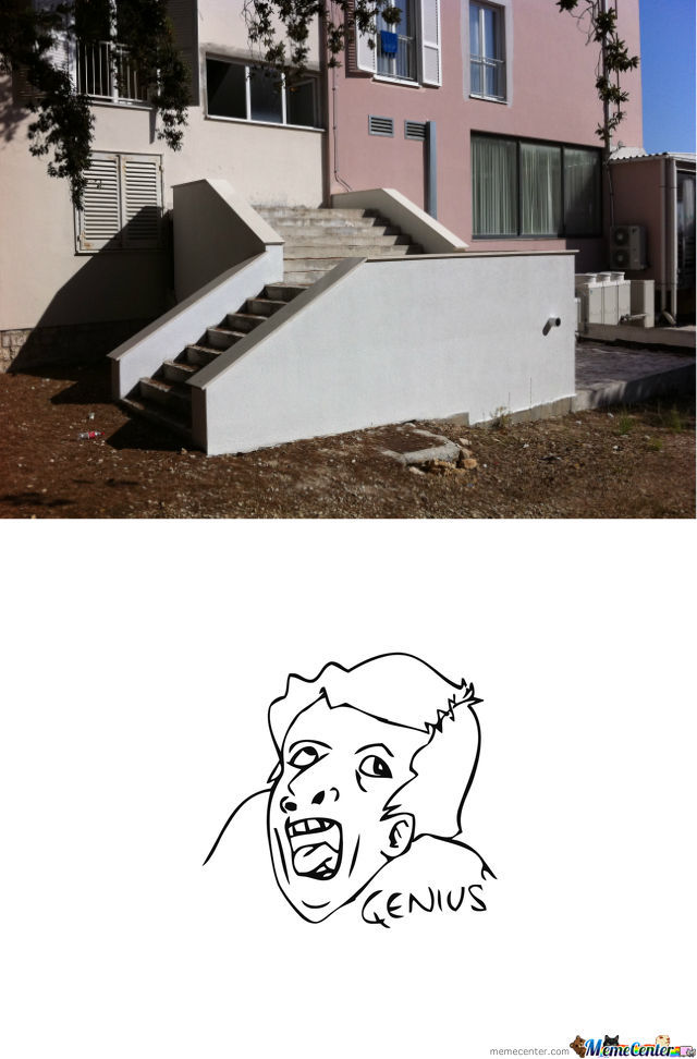 Architecture fail by delathor meme center for Architecture fail