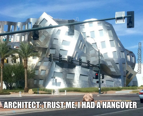 Architecture Level: Hangover