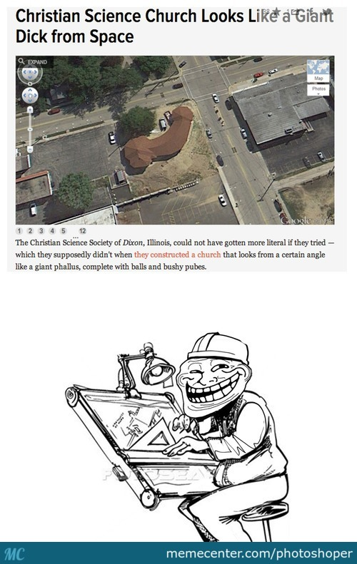 Architecture Trolling Lvl: God