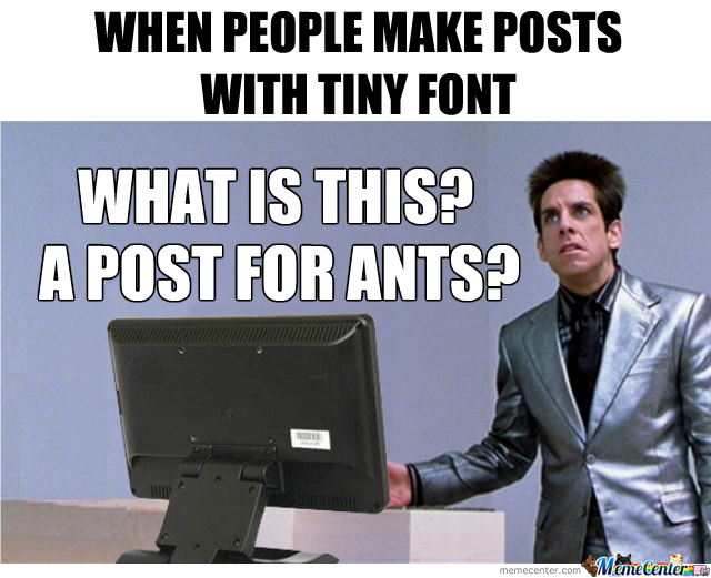 Are Ants Supposed To Read This?