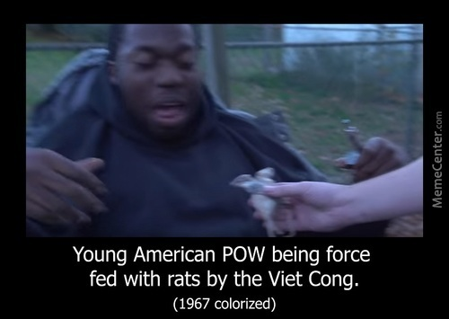 Are Those Rats On Your Pocket?