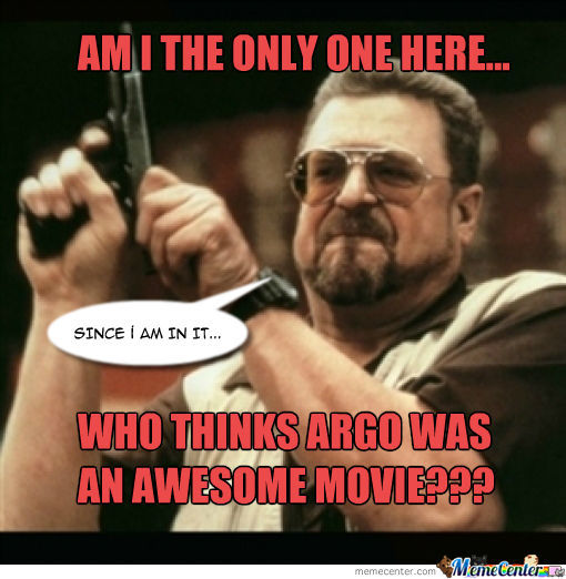 Argo F*ck Yourself