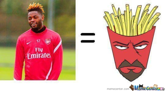 Arsenal Mcdonald's