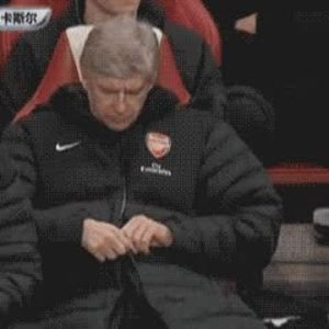 arsene wengers jacket by watermelonhero meme center