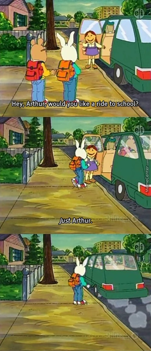 Arthur The Realest