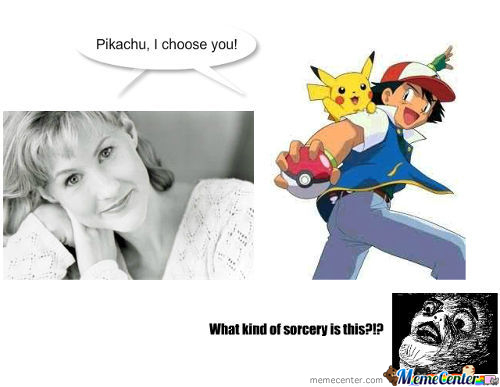 Ash Is A Girl???
