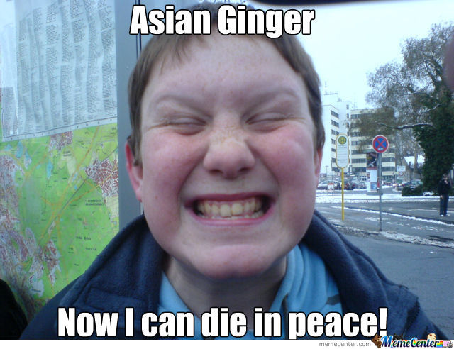 Asian Ginger