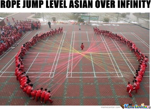 Asian Over Infinity