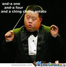 Asian Potato
