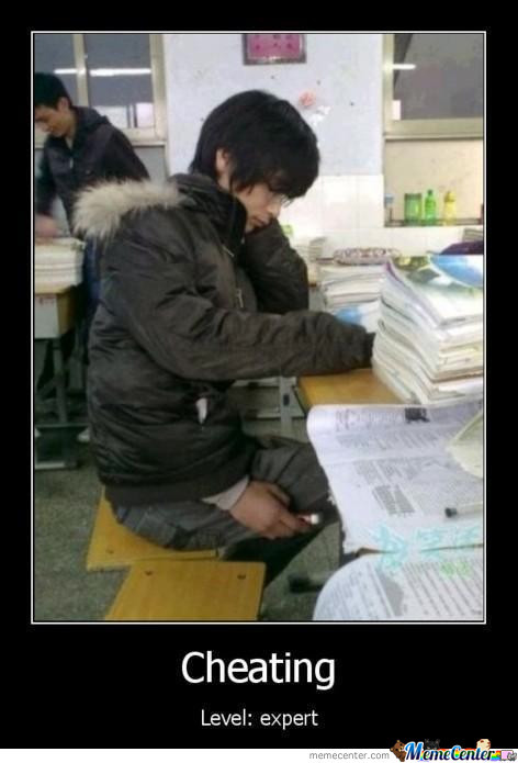 Asians... Always Smarter... Sort Of...