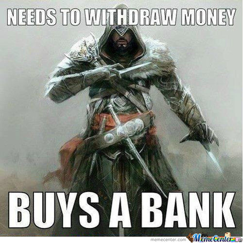 Assasin's Creed Logic :d
