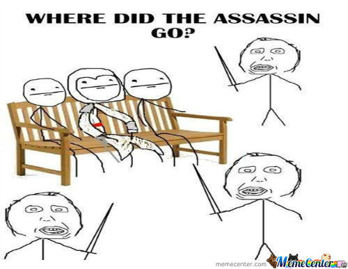 Assasin's Creed Logic